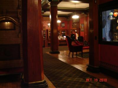 Another Crescent Hotel Ghost