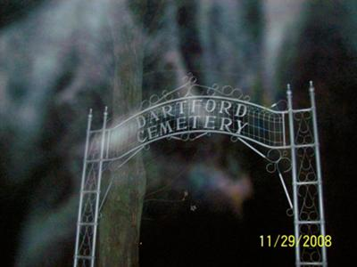 This is a picture of the smoky sign, yet  no smoke was there <br>when we took the pic