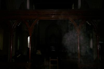 Possible Ghost at Banham Church, Norfolk, UK