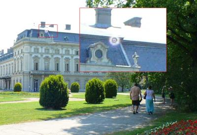 Hungarian Castle Ghost