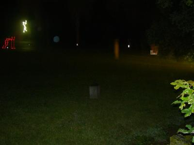 Ghost on Cemetery Hill???